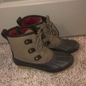 Tommy Hilfiger Reanna Duck Boots